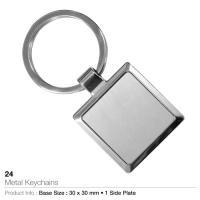 Metal keychains 24