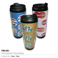 Customized Travel Mugs- TM-001