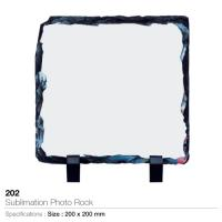 Sublimation photo rock- 202