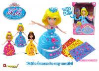 Katie magical dancing princess