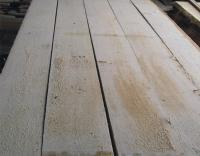 White Oak Edged lumber