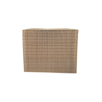 Hollow particleboard