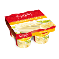 Pascual flavours banana