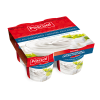 Pascual Flavours Sweetened Plain
