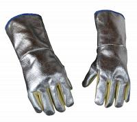 JUTEC Completely Aluminium Coated Glove