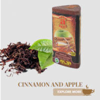 Tet a tea cinnamon and apple