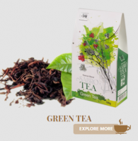 Sabro tea green tea
