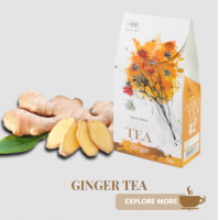 Sabro tea ginger tea