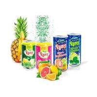 Ramy Carbonated Drink Can