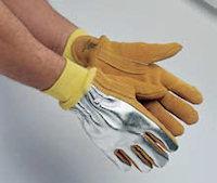 Bristol Uniforms Aluminised Back Glove 3