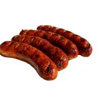Halal beef sausage links- random bulk