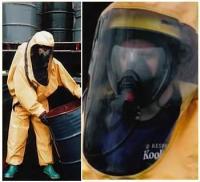 Respirex SC4 Reusable Coverall Splash Contamination Suit