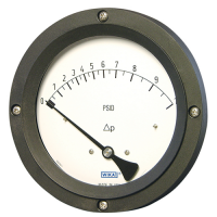 Differential & Duplex Pressure Gauges