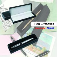 Metal pen with box