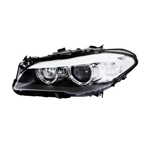 BMW 5 Series F10 535i - 2015 Headlight Headlamp Left OEM_3