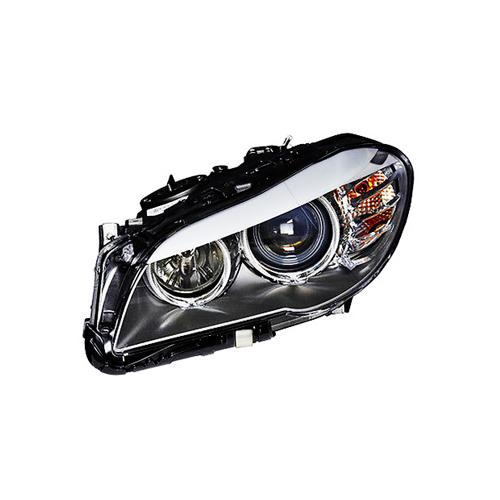 BMW 5 Series F10 535i - 2015 Headlight Headlamp Left OEM_2