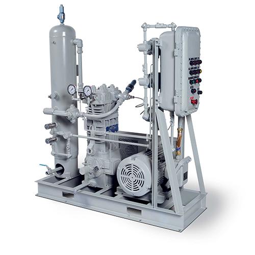 Ft691-107b compressor package unit corken