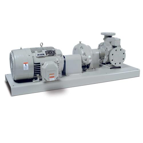 Z-model pump unit