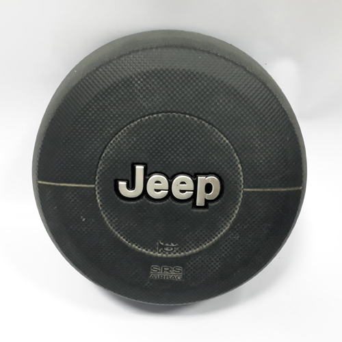 Front driver wheel airbag jeep wrangler 2010_2