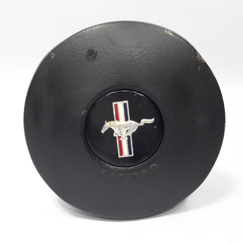 Front driver wheel airbag ford mustang 2010_2