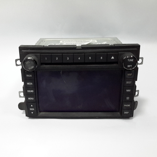 Cd screen player  ford edge 2010