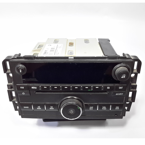 Cd player chevrolet tahoe 2010_2