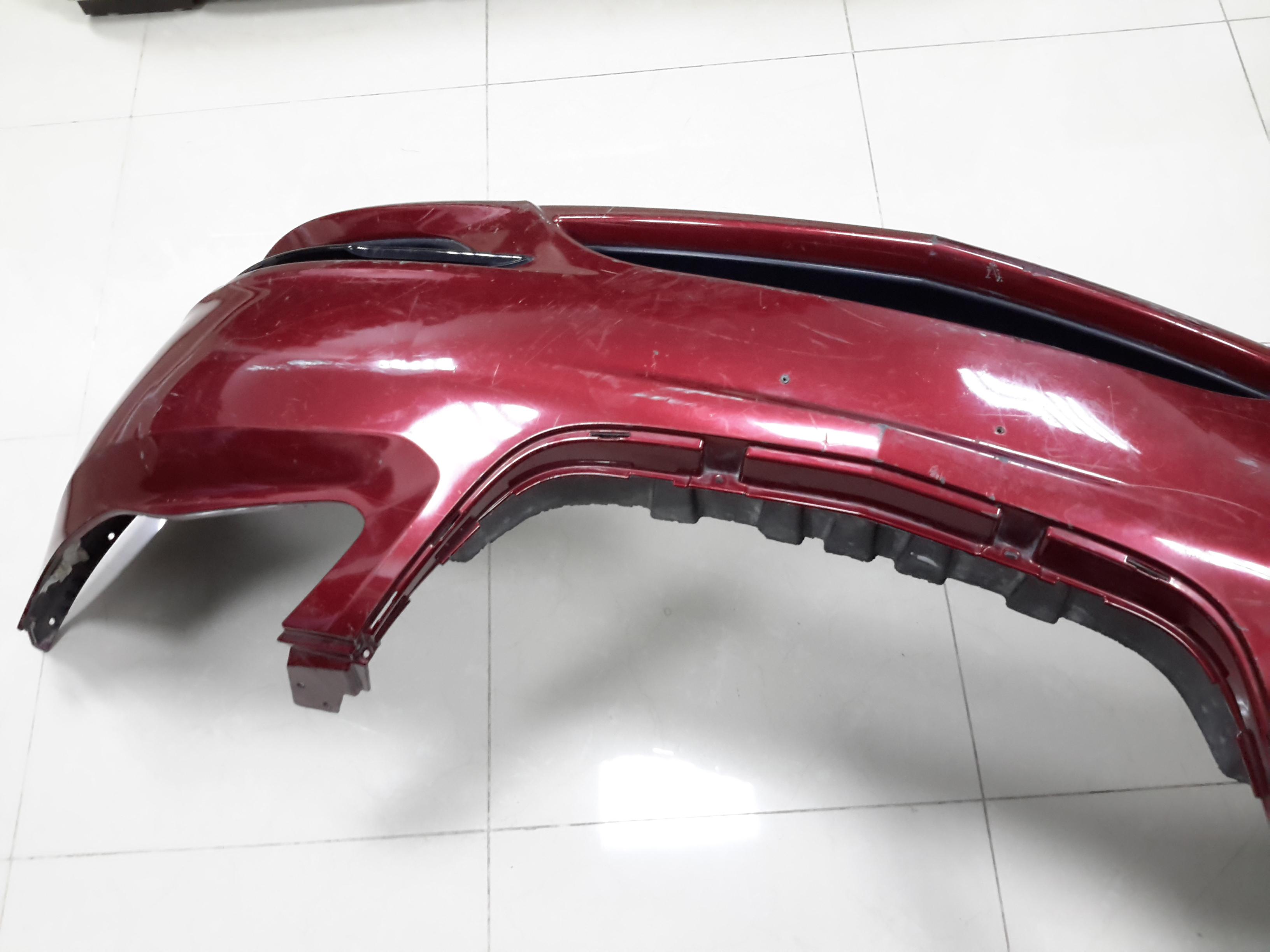 Front bumper chrysler c 200 2011_3
