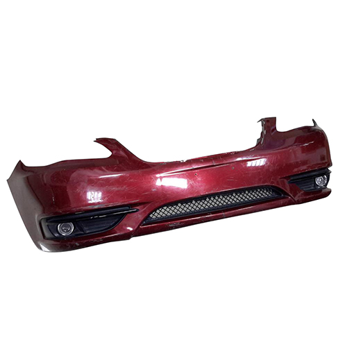Front bumper chrysler c 200 2011_2