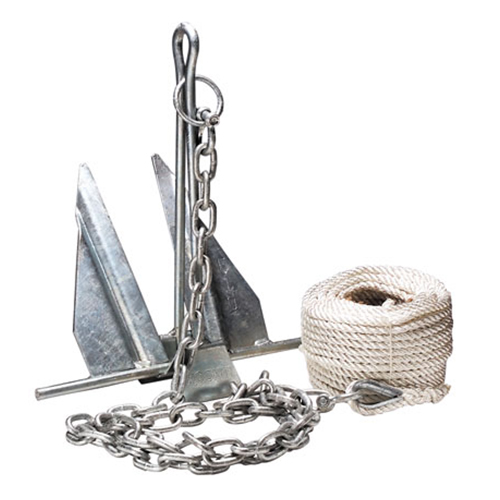 Boat anchor kits