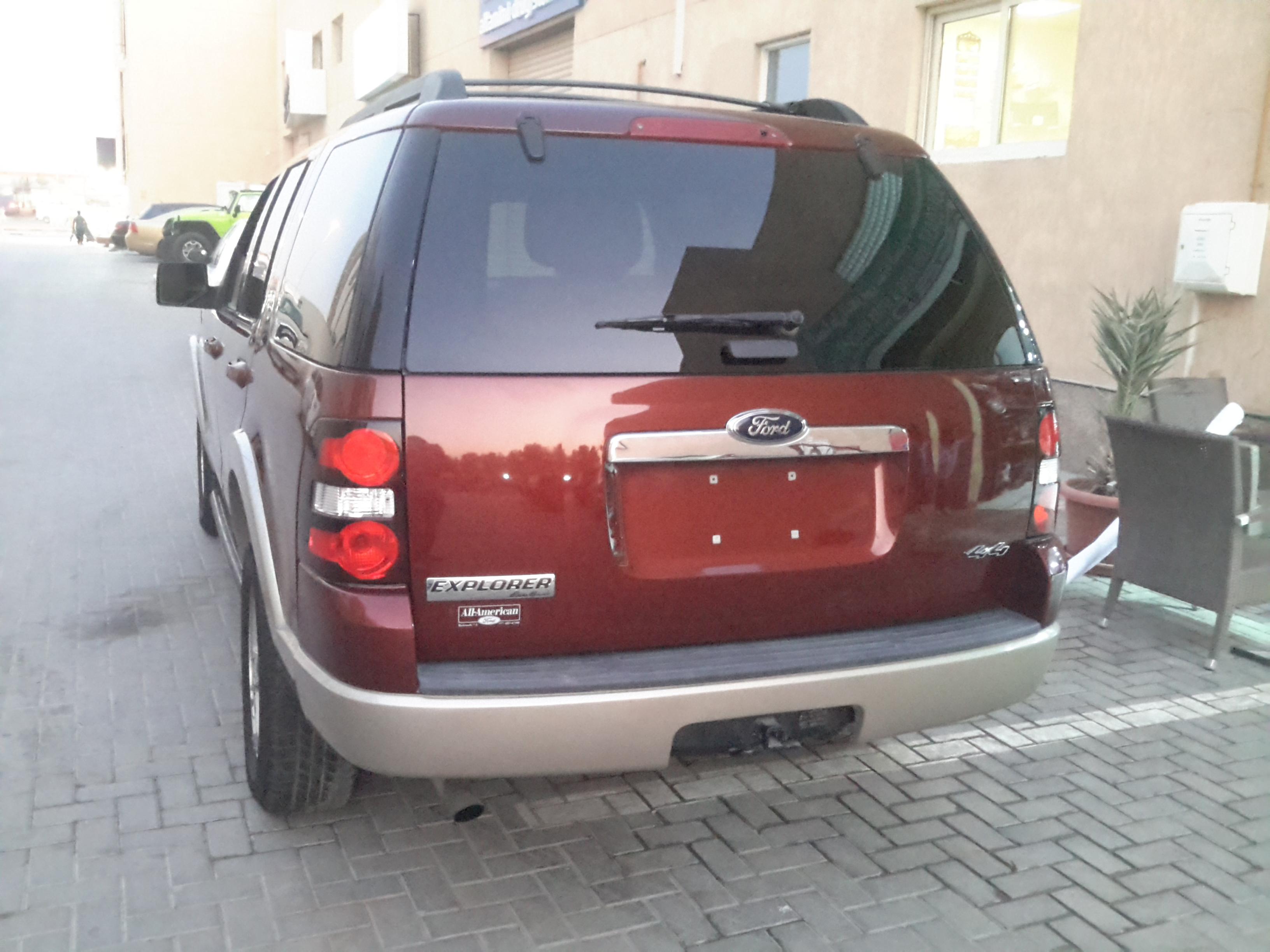 Full car ford explorer 2013_5