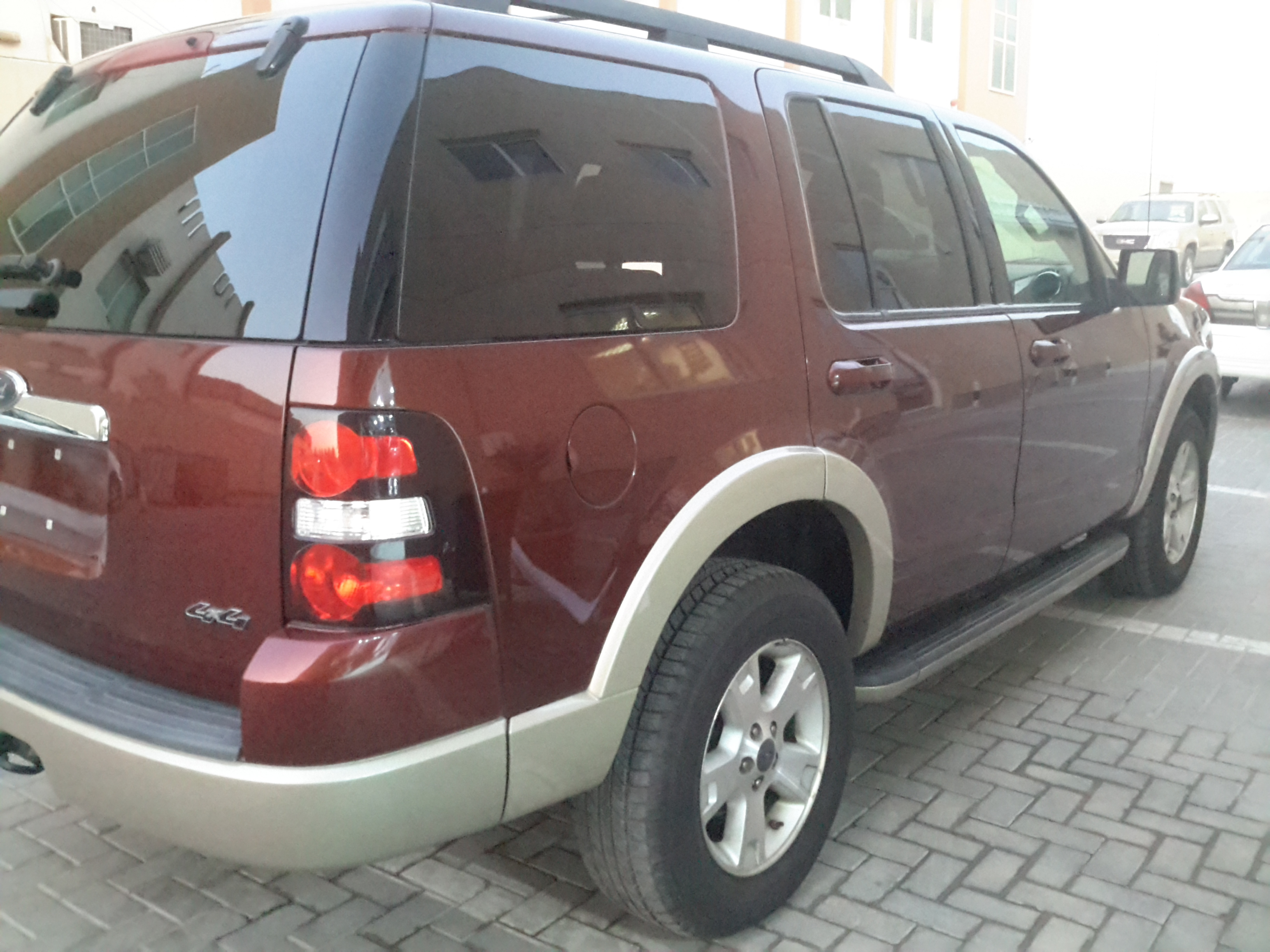 Full car ford explorer 2013_6