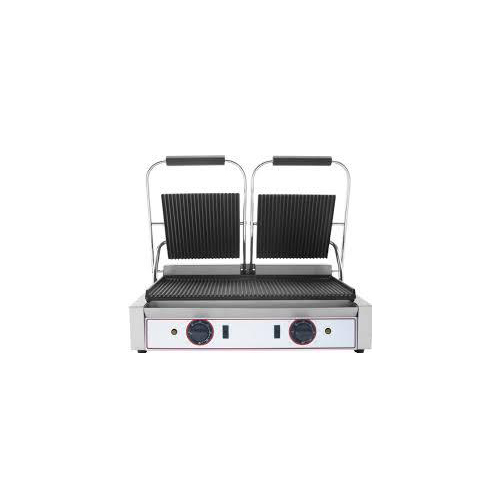 Milan toast contact grill italy double 16050
