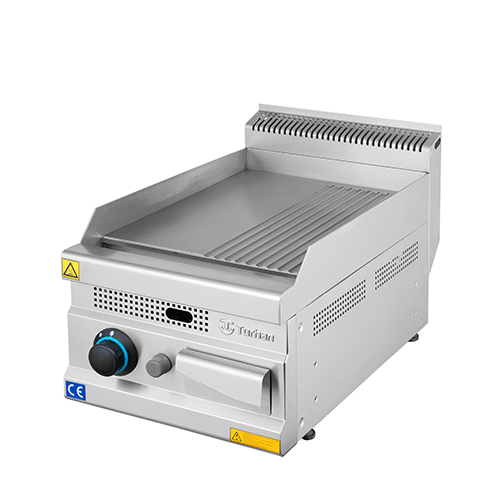 Turhan  grill gas plate smooth lpg tc 9ig400