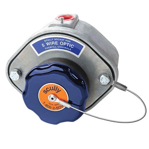 Sj-8ob optic socket & cap