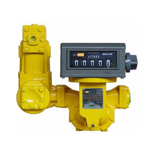 M-series positive displacement meters