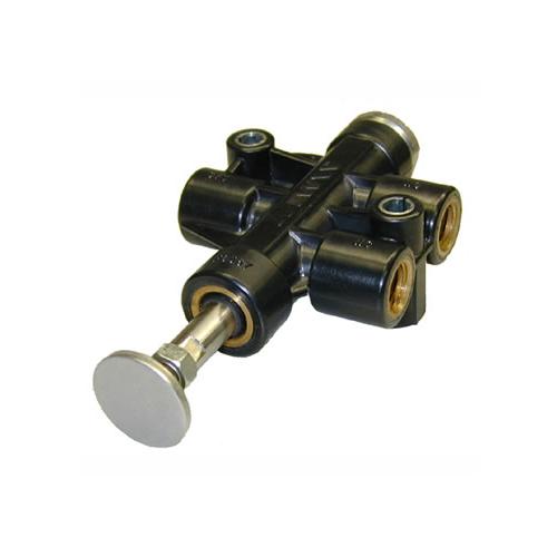 Air interlock valve