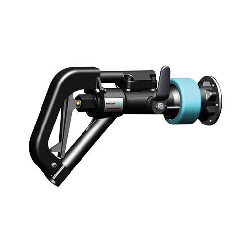 Posi/lock-blue urea dispensing system