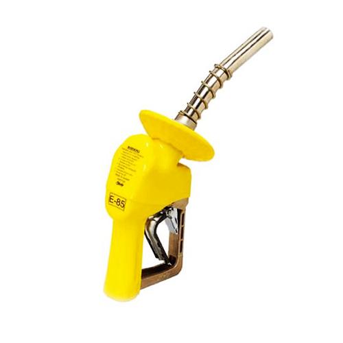 Husky x e85: automatic nozzle
