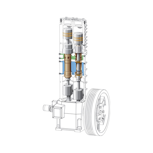 T-Style Oil-Free Reciprocating Compressors_2