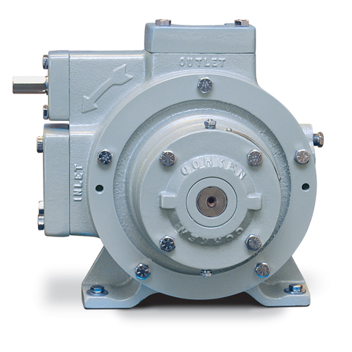 Z-model sliding vane pumps