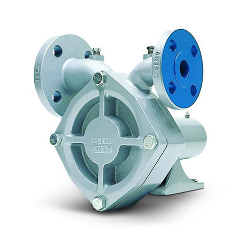 F-, ff- & fd-model turbine pumps