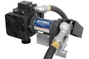 24VDC Pump Units Model # FR210B_2