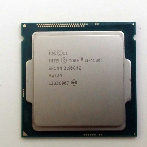 Intel Core i3-4130T Processor  (3M Cache, 2.90 GHz) SR1NN_2
