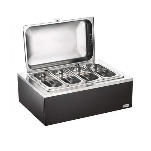 4 complete heating basin for vegetables    51132810