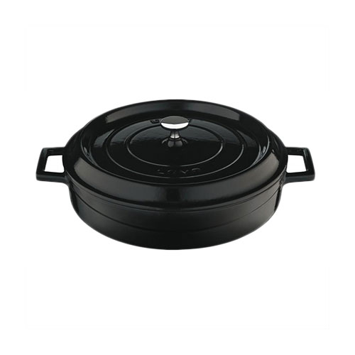 Cast Iron Multi-Purpose Casseroles - LV Y ST 24 K2 R_2