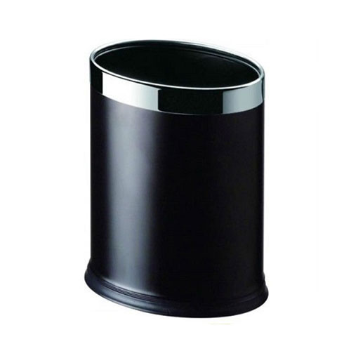 Oval room dustbin with ring ( zgd-15 )