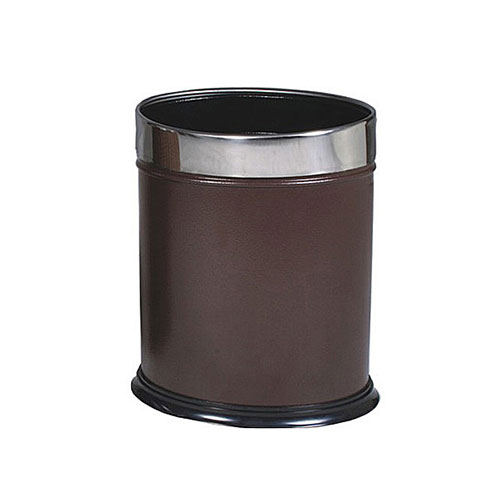 Oval room dustbin with ring ( zgd-09 )