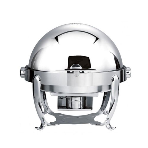 Round Roll Top Chafing Dish -CD-153 (B)_2
