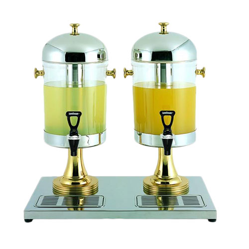 Double juice dispenser -jd-014(b)