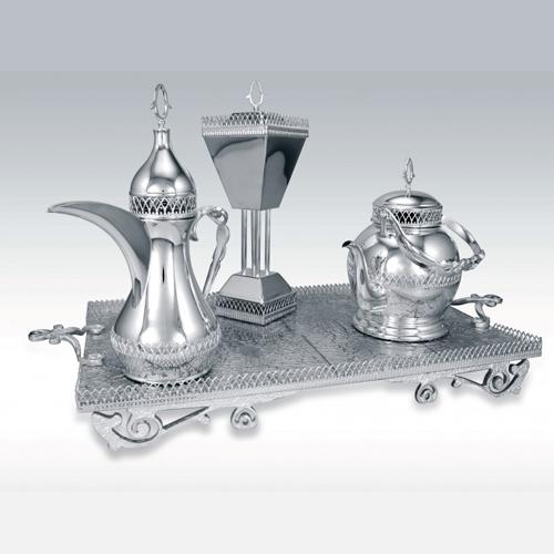 C 0847 bag / tea pot